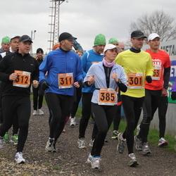 1. Tartu Linnamaraton / Sügisjooks - Meelis Nõmm (301), Ago Viner (311), Andrus Sareal (312), Marii-Heleen Asula (385)