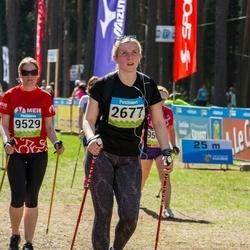34. Tartu Jooksumaraton - Janeli Säärits (2677), Berit Kroon (9529)
