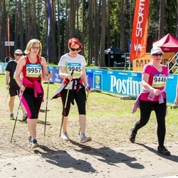 34. Tartu Jooksumaraton - Arle Nagel (9446), Janika Hango (9945), Maarika Härma (9957)