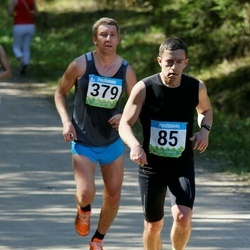 34. Tartu Jooksumaraton - Andre Abner (85), Lauri Vesnenko (379)