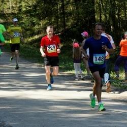 34. Tartu Jooksumaraton - Tarmo Lillsoo (148), Björn Puna (185), Taivo Kendla (229)