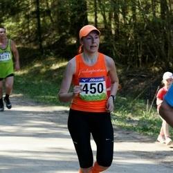 34. Tartu Jooksumaraton - Annika Mets (450)