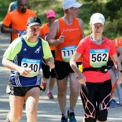 34. Tartu Jooksumaraton - Kaarel Tõruvere (340), Anne Küttim-Rips (562)