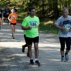 34. Tartu Jooksumaraton - Tannar Henno (586), Agne Väljaots (755), Diana Prii (1131), Tõnu Vähi (1138)