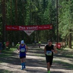 34. Tartu Jooksumaraton - Andre Abner (85), Christjan Lään (175)