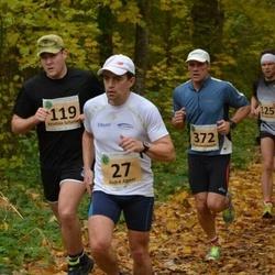 39. Saaremaa Kolme Päeva jooks - André Abner (27), Kristian Schone (119), Raul Andresson (372)