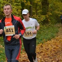 39. Saaremaa Kolme Päeva jooks - Alar Lehesmets (194), Kalle Kõllamaa (441)