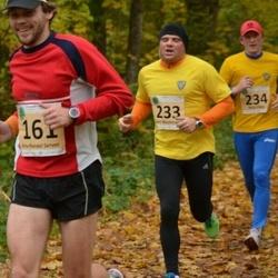 39. Saaremaa Kolme Päeva jooks - Arto-Randel Servet (161), Sven Nuutmann (233), Mait Pärg (234)