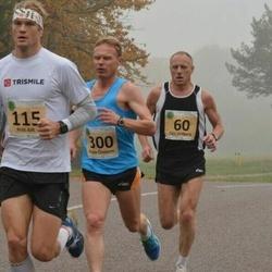 39. Saaremaa Kolme Päeva jooks - Ago Veilberg (60), Priit Ailt (115), Kalev Õisnurm (300)