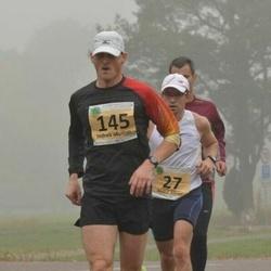 39. Saaremaa Kolme Päeva jooks - André Abner (27), Indrek Mumm (145)