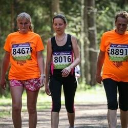 34. Tartu Jooksumaraton - Kadi Anajev (8016), Brigitta Mõttus (8467), Reet Uibo (8891)