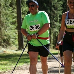 34. Tartu Jooksumaraton - Andre Pärna (2636), Kersti Pääsik (2640)