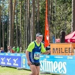 34. Tartu Jooksumaraton - Kaarel Tõruvere (340)