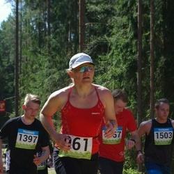 34. Tartu Jooksumaraton - Tuuli Mizer (961)