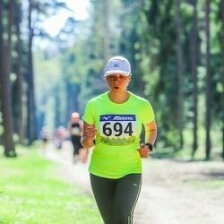 34. Tartu Jooksumaraton - Annemari Muru (694)
