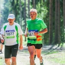 34. Tartu Jooksumaraton - Janis Avens (1077), Arno Tammjärv (8813)