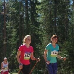 34. Tartu Jooksumaraton - Brett Hiielo (2524), Triin Toomeste (2694)