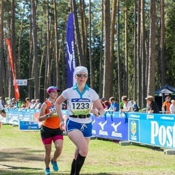 34. Tartu Jooksumaraton - Oksana Aasa (1233)