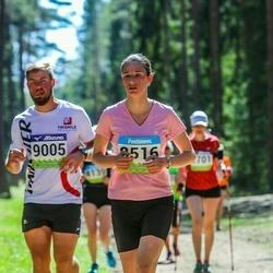 34. Tartu Jooksumaraton - Ann Nõmm (8516), Keir Zukker (9005)