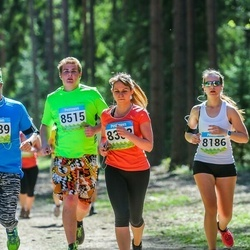 34. Tartu Jooksumaraton - Annika Kartsepp (8186), Kaarli Nõgu (8515)