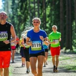 34. Tartu Jooksumaraton - Ann Ipsberg (8119), Rauno Raudsepp (8665)