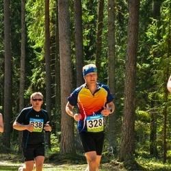 34. Tartu Jooksumaraton - Arnis Sulmeisters (328)