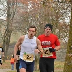 39. Saaremaa Kolme Päeva jooks - André Abner (27), Rando Riks (351)
