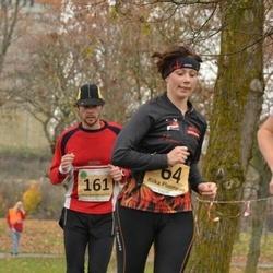 39. Saaremaa Kolme Päeva jooks - Riika Ploompuu (64), Arto-Randel Servet (161)