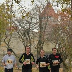 39. Saaremaa Kolme Päeva jooks - Aarne Hõbelaid (63), Rain Arnus (244), Tarvo Pihlas (378)