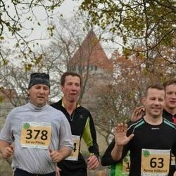 39. Saaremaa Kolme Päeva jooks - Aarne Hõbelaid (63), Tarvo Pihlas (378)