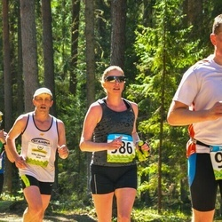 34. Tartu Jooksumaraton - Annika Veimer (986)