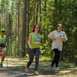 34. Tartu Jooksumaraton - Ene Ojaperv (2615), Heily Leola (8328)