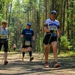 34. Tartu Jooksumaraton - Artem Azizbaev (2510), Anne-Mari Orntlich (2617), Heiki Raimets (9700)