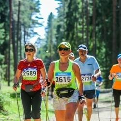 34. Tartu Jooksumaraton - Leena Lättemägi (2589), Ene Ojaperv (2615)