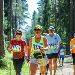 34. Tartu Jooksumaraton - Ene Ojaperv (2615)