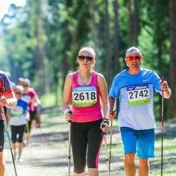 34. Tartu Jooksumaraton - Demi Otsing (2618), Aare Paulov (2742)