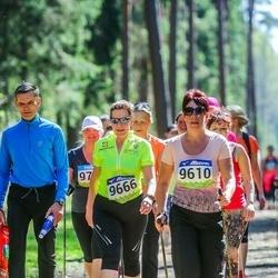 34. Tartu Jooksumaraton - Anita Mets (9610), Riia Palm (9666)