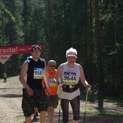 34. Tartu Jooksumaraton - Andre Limbak (9581), Õie Oja (9644)