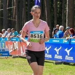 34. Tartu Jooksumaraton - Ann Nõmm (8516)