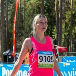 34. Tartu Jooksumaraton - Birgit Lausing (9105)