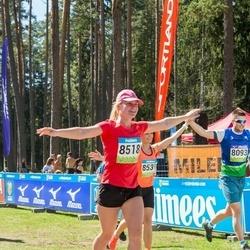 34. Tartu Jooksumaraton - Annika Nõmme (8518)