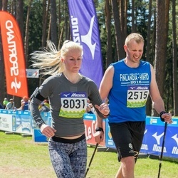 34. Tartu Jooksumaraton - Asko Drobet (2515), Annika Aruots (8031)