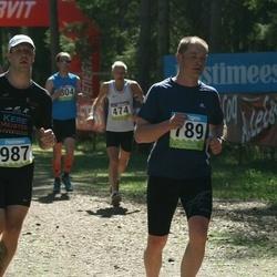 34. Tartu Jooksumaraton - Andrus Prangli (789), Ander Raud (987)