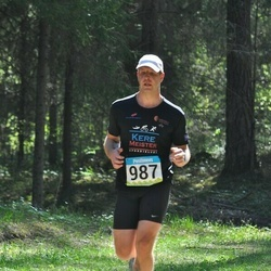 34. Tartu Jooksumaraton - Ander Raud (987)