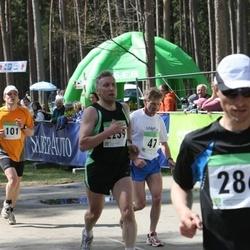 SEB 27. Tartu Jooksumaraton - Arnold Schmidt (47), Risto Rohtla (101)