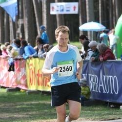SEB 27. Tartu Jooksumaraton - Abel Markko (2360)