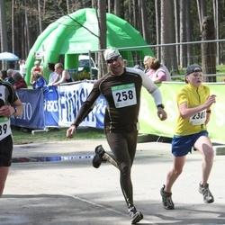 SEB 27. Tartu Jooksumaraton - Aigar Ojaots (258), Tauri Lepasild (2302)