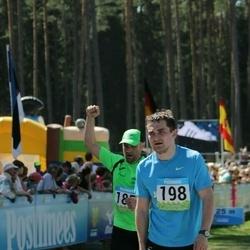 34. Tartu Jooksumaraton - Björn Puna (185), Joosep Mölder (198)