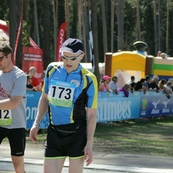34. Tartu Jooksumaraton - Ahti Bleive (173), Ülar Lehiste (412)