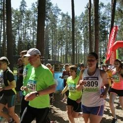 34. Tartu Jooksumaraton - Anni-Mari Pehlak (8582), Triin Tammeorg (8809)